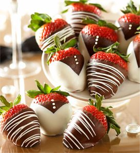 Formal Affair Chocolate Dipped Strawberries