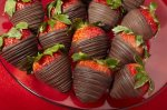 Chocolate Covered Strawberries - 1800baskets.com